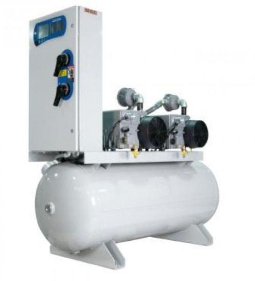 2-Lube Rotary Vane Vacuum
